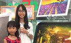 Triển lãm tranh thiếu nhi vì học sinh nghèo miền núi