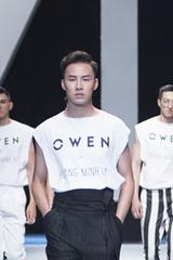 Owen hợp tác cùng NTK Hoàng Minh Hà ra mắt BST mới