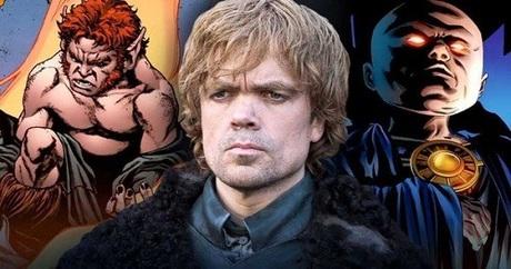 Peter Dinklage - nổi danh với vai Tyrion trong Game of Thrones - cũng có một vai bí mật trong phần ba loạtAvengers.