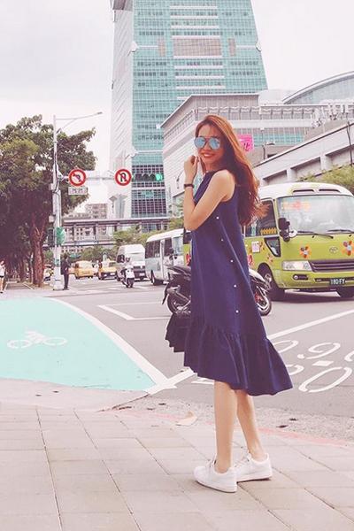 Gu mặc của ca sĩ Đàm Thu Trang