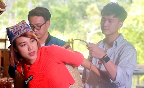 Hoàng Oanh không ngại gặp lại Huỳnh Anh sau chia tay