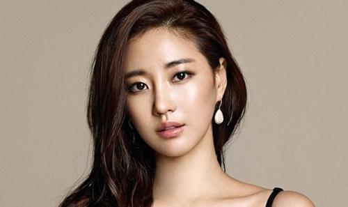 Hoa hậu Kim Sa Rang.