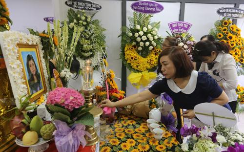 Lễ viếng Nguyễn Hướng Dương - 4