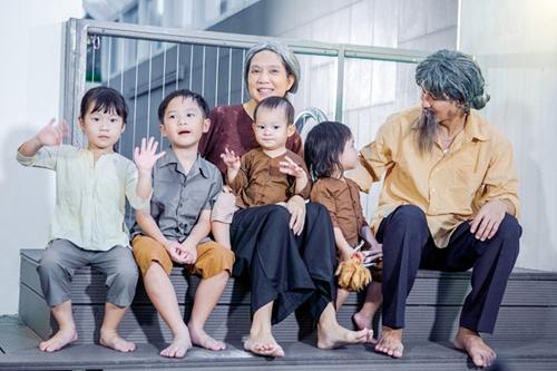 Gia đình Lý Hải