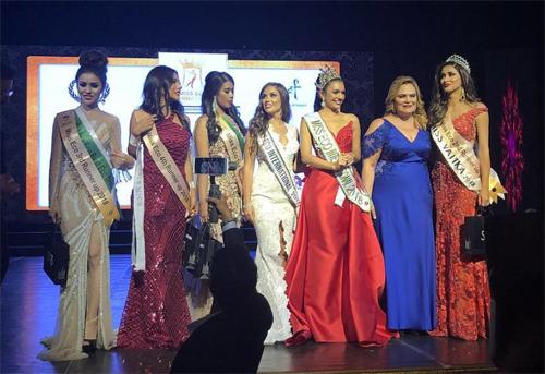 Người đẹp Philippines đăng quang Miss Eco International 2018