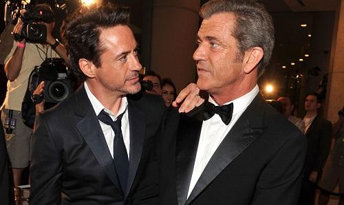 Robert Downey Jr. từngcố thuyết phục hãngMarvelđể Gibson làm đạo diễn cho bom tấn Iron Man 3 nhưng cuối cùng đơn vị chọn Shane Black.