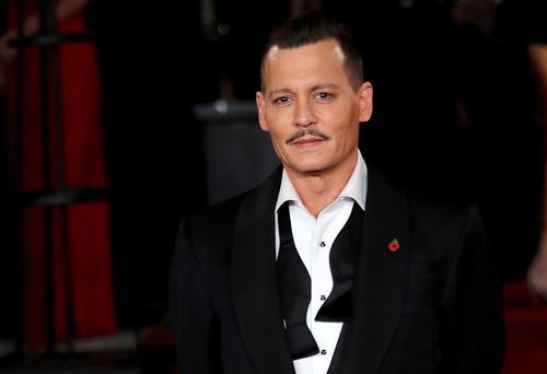 Johnny Depp bị hai vệ sĩ cũ khởi kiện. Ảnh: Reuters.