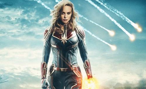Brie Larson sẽ thủ vai Captain Marvel - nhân vật nữ đầu tiên có phim riêng trong Vũ trụ Điện ảnh Marvel. Cô sinh năm 1989, đoạt Oscar Nữ chính xuất sắc năm 2016 với phim Room.
