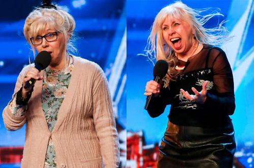 Cụ bà 68 tuổi hát rock máu lửa tại 'Britain's Got Talent'