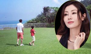 Biệt thự 89 triệu USD của 'Hoa hậu đẹp nhất Hong Kong'
