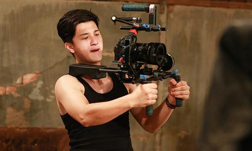 Ngoài tham gia diễn xuất, Huỳnh Anh còn làm phó đạo diễn cho một số phim như Thánh nhọ, Người phán xử bản chiếu online. Để nuôi ước mơ có phim riêng của bản thân, anh từng học các khóa đạo diễn, sản xuất ngắn hạn và cầu thị từ bạn bè.