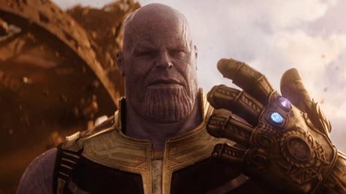 Ác nhân Thanos do Josh Brolin đóng bằng phương pháp bắt chuyển động (motion-capture). Các chuyển động của nam diễn viên được ghi lại bởi loạt thiết bị, sau đó kết hợp với kỹ xảo để tạo ra nhân vật.