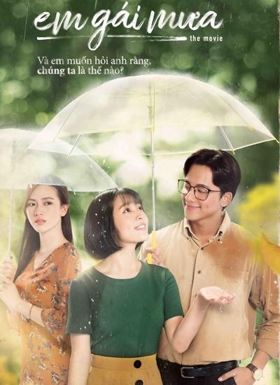Poster phim Em gái mưa.