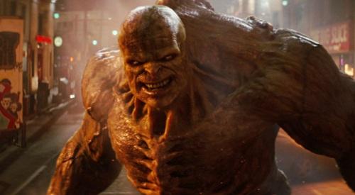 Abominmation giống như phiên bản biến dạng, gớm ghiếc hơn của Hulk.