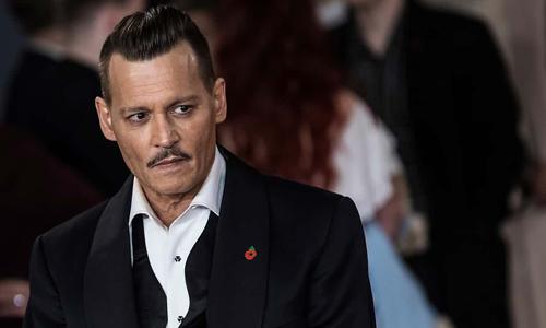 Johnny Depp đang gặp khó khăn về tài chính. Ảnh: AP.