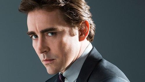 Tài tử Lee Pace mang lớp hóa trang dày để vào vai Ronan.