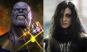 Những ác nhân hùng mạnh của Vũ trụ Điện ảnh Marvel