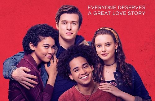 Nick Simon và nhóm bạn gồmAbby(Alexandra Shipp đóng, trái) - cô gái được nhiều chàng trai theo đuổi vì nóng bỏng,Nick(Jorge Lendeborg Jr. đóng, dưới) - chàng trai mê thể thao vàLeah (Katherine Langford đóng, phải) - cô gái sống nội tâm.