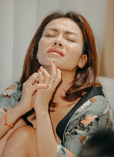 Hình ảnh của Hải Yến trong album mới.