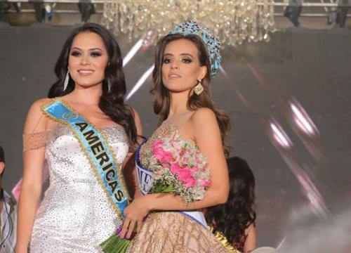 Chung kết Hoa hậu Mexico 2018 diễn ra ngày 6/5 tại thành phố Hermosillo, Sonora với sự tham gia của 32 thí sinh. Người đẹp Vanessa Ponce (phải) đăng quang.