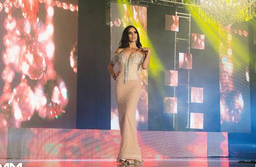 Cô sẽ là đại diện của Mexico tại cuộc thi Hoa hậu Thế giới 2018 tổ chức cuối năm nay tại Trung Quốc.