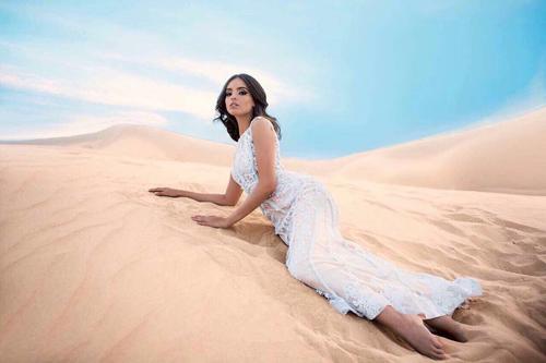 Năm 2014, Vanessa Ponce từng tham dự Mexicos Next Top Model và giành vị trí quán quân.