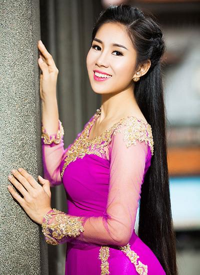 Diễn viên Lê Phương.