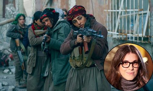Eva Husson - nhà làm phim sinh năm 1977 - chọn đề tài gai góc trong phim mới.