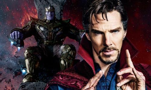 Doctor Strange giữ vẻ bí hiểm trong Avengers: Infinity War.