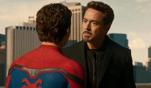 Robert Downey Jr. xuất hiện ít nhưng lãnh lương cao trong Spider-Man: Homecoming.