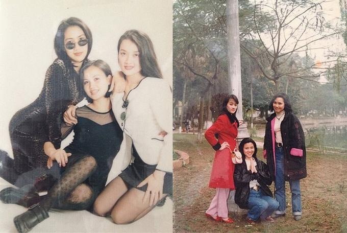 Vẻ ngoài của Vân Dung qua hơn 40 năm