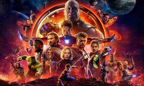Phim quy tụ đến hàng chục nhân vật Marvel.