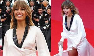 Cannes ngày 7: mỹ nhân hở nội y, vướng váy trên thảm đỏ