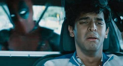 Dopinder (Karan Soni đóng) - chàng tài xế taxi chiếm thiện cảm trong phần đầu - cũng quay lại phần hai và có một số cảnh ấn tượng.