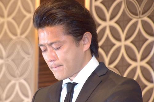Hồi tháng 4, diễn viên kiêm ca sĩ Nhật Bản Yamaguchi Tatsuya bị điều tra