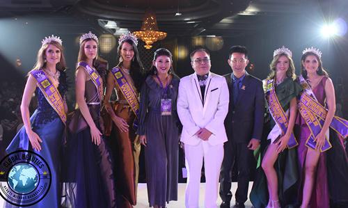 Cuộc thi Nữ hoàng Du lịch Quốc tế ra đời từ năm 1999. Cuộc thi năm nay được tổ chức tại Bangkok (Thái Lan) từ ngày 7/5. Đêm chung kết có 55 thí sinh tham gia. Năm 2016, đại diện Việt Nam - người đẹpĐặng Phạm Phương Chi- cũng lọt vào top 10 cuộc thi này.