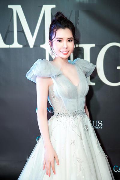 Á hậu 4 Miss Áo dài Việt Nam World 2017 Phương Trần.