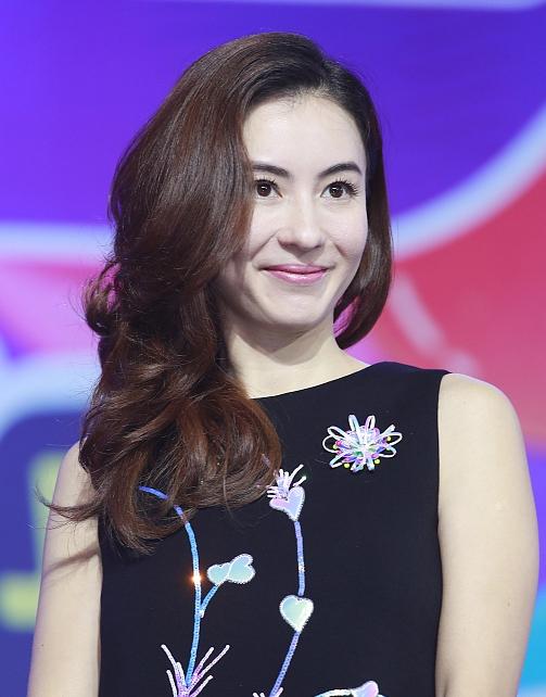 Trương Bá Chi được khen đẹp hơn nhờ tăng cân
