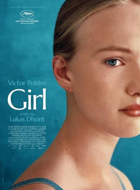 Nam diễn viên Victor Polster được tôn vinh với vai chuyển giới.
