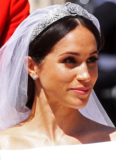 Cô dâu Hoàng gia Anh - diễn viên Mỹ Meghan Markle.