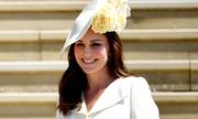 Công nương Anh mặc váy cũ dự đám cưới Hoàng tử Harry