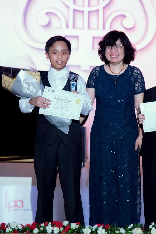 13 tài năng trẻ vào chung kết Steinway Youth Competition 2018 - 2