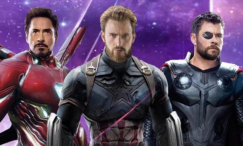 Phòng vé Việt từ đầu năm đến nay liên tục sôi động với các bom tấn dựa trên truyện tranh Marvel, từ Black Panther, Avengers: Infinity War (ảnh)đến Deadpool 2.