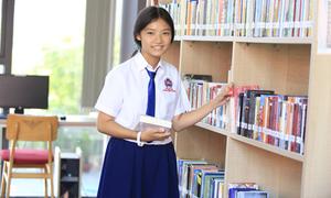 Hàng trăm học sinh TP HCM tìm hiểu 'tủ sách của lãnh đạo'