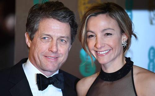 Anna Eberstein và Hugh Grant làm đám cưới cuối tháng 5.