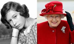 Phong cách của nữ hoàng Anh qua hơn 90 năm