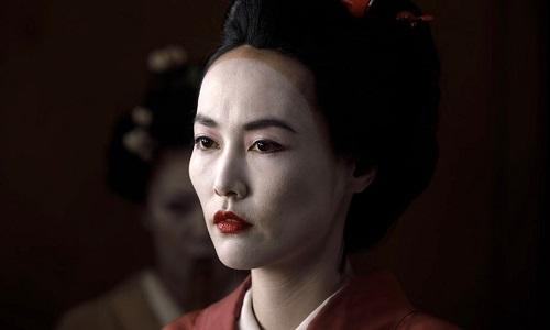 Rinko Kikuchi sinh năm 1981, là nữ diễn viên người Nhật từng được đề cử Oscar với phim Babel (2006).