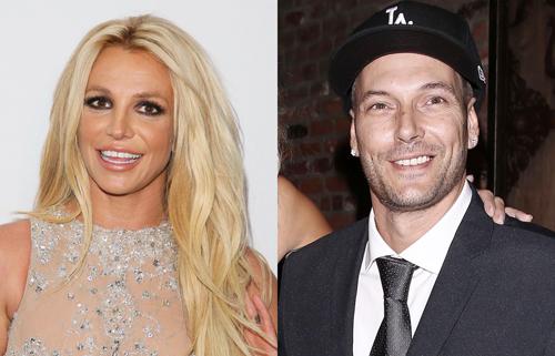 Kevin Federline và Britney Spears ly hôn đã 11 năm.