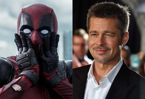 Ít người nhận ra Brad Pitt khi anh xuất hiện vài giây trong Deadpool 2.