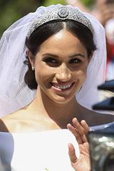 Váy cưới của công nương Meghan Markle được làm thế nào